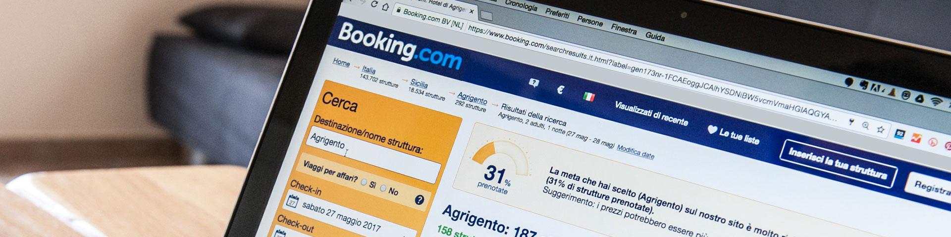 Consulenze Booking per le strutture ricettive